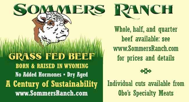 Sommers Ranch Beef