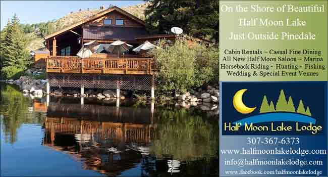 Half Moon Lake Lodge, Guest Ranch, Pack Trips, Fishing, Luxury lakeside cabins