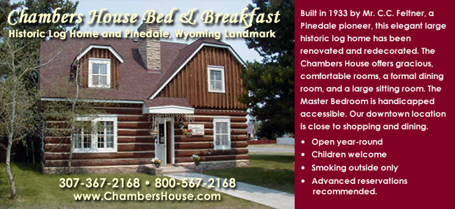 Chambers House Bed & Breakfast