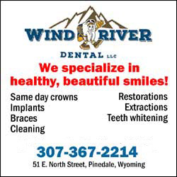 Wind River Dental. We specialize in healthy, beautiful smiles!
