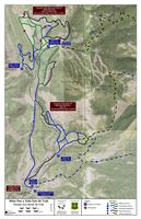 Map courtesy Sublette County Recreation Board
