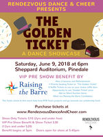 Dance Showcase June 9th in Pinedale