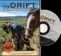 'The Drift' - The true story of a 100 year, 100-mile long cattle drive in western Wyoming
